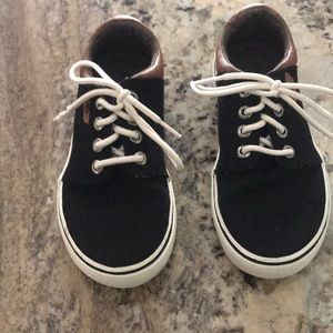 Little Boys Sperry sneakers size 1